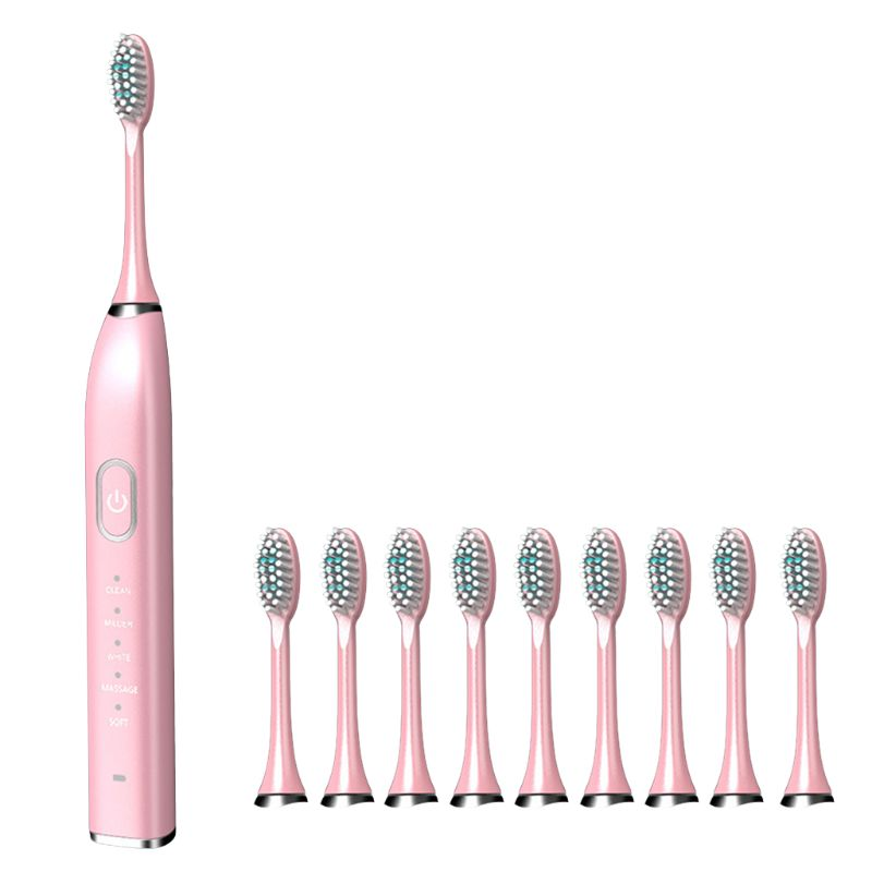 Electric Toothbrush Rechargeable 31000time/min Ultrasonic Washable Electronic