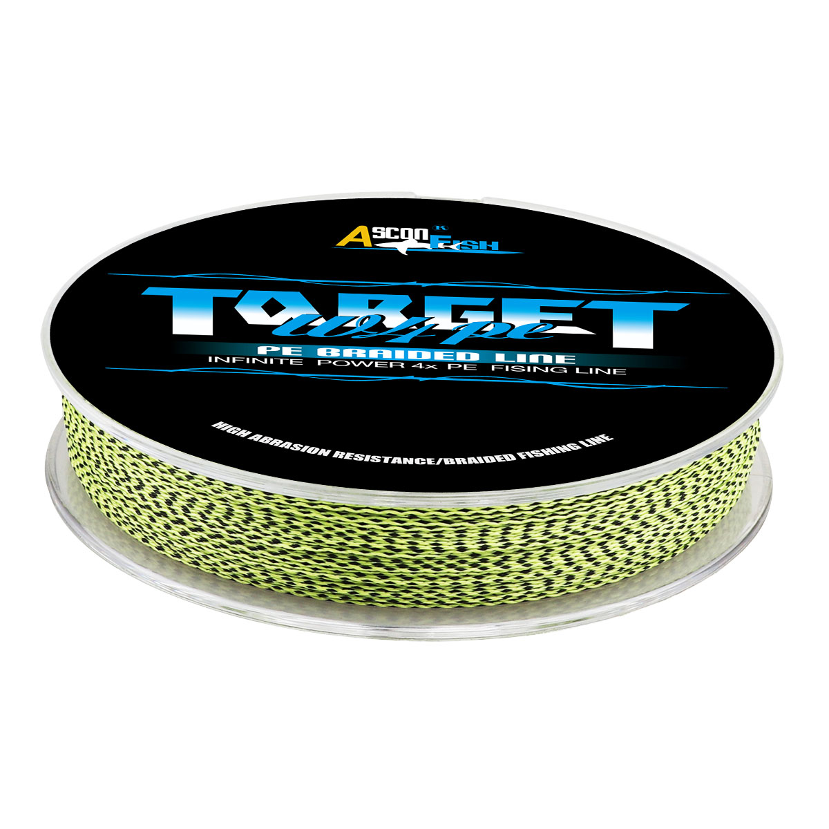100M 300M PE Fishing Line 4 Strands Braided Fishing Line 2 4 6 8 10 20  60 80 100LBS Multifilament Fishing spot Line 0.06-0.55mm