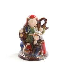 Домашнее украшение религиозные поделки мультяшная кукла с Иисусом