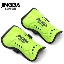 JINGBA SUPPORT Child/Adult soccer shin guards protege tibia football adultes protector adult pads espinilleras de
