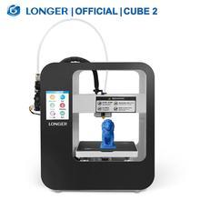 أطول Cube2 FDM طابعة ثلاثية الأبعاد Longer3d FDM طابعة ثلاثية الأبعاد Impresora ثلاثية الأبعاد Drucker