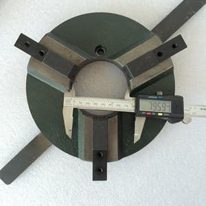 Image 5 - 溶接ポジショナーターンテーブルアクセサリー自己センタリングWP200 3 顎マニュアル旋盤チャック