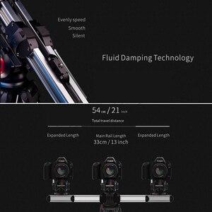 Image 4 - Zeapon מיקרו 2 מיני מחוון כפול מרחק נסיעות מסלול Slider דולי רכבת עבור iphone x Smartphone DSLR//ARRI מיני/אדום/BMCC