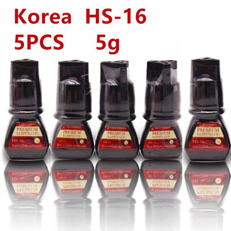 frete gratis 5 garrafas 5g coreia hs16 cola de cilios 1 2 s tempo seco mais