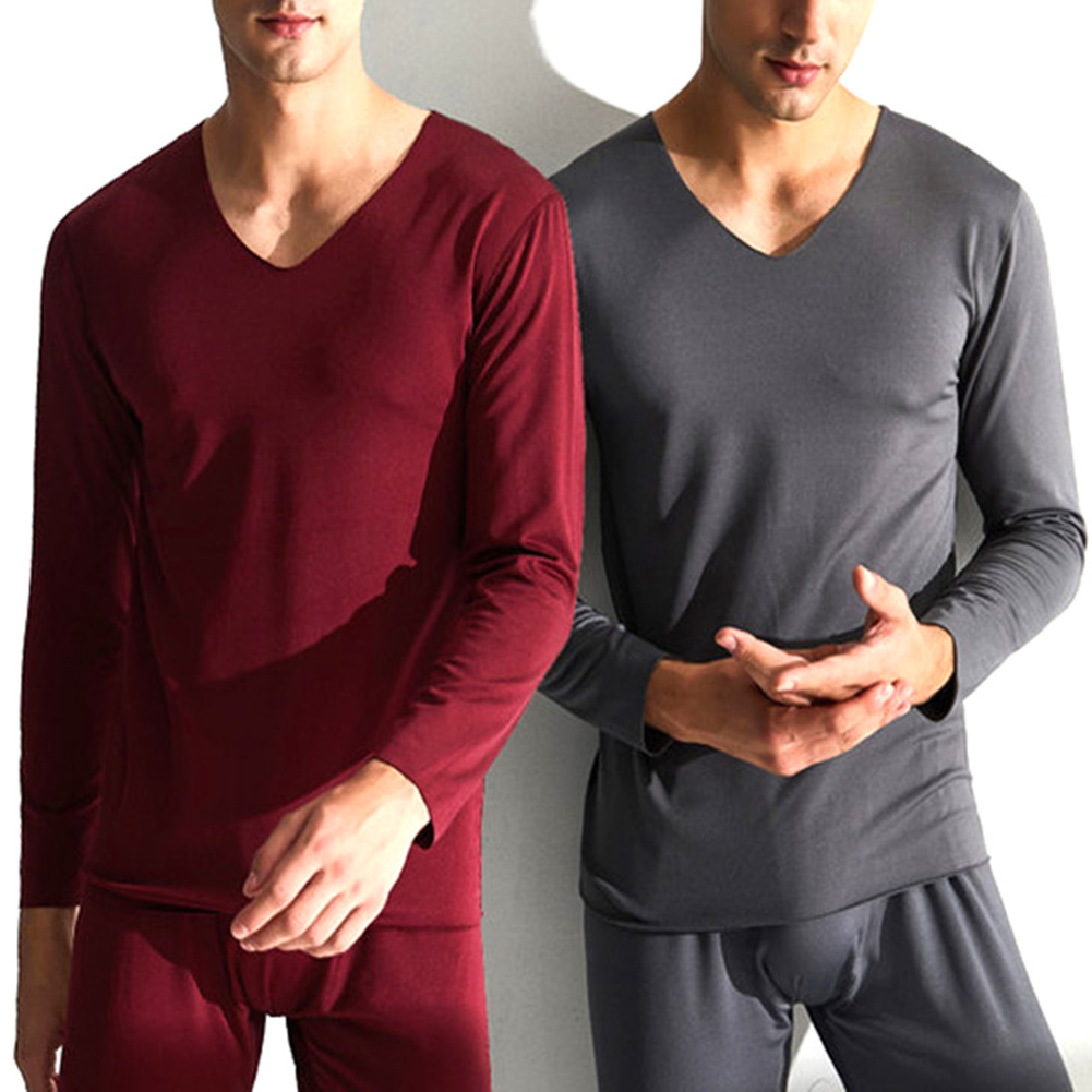 Men Thermal Underwear Set For Male Winter Long Johns Keep Warm Suit Inner Wear Clothing Thermo Clothings Men Quality New