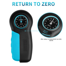 Clamp-Meter Strength-Trainer for Working-Out Measuring-Grip 1PC Force-Power Digital
