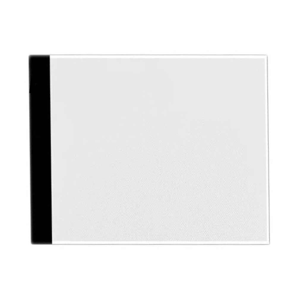 Светодиодный дисплей цифровой планшет для рисования A4 графический планшет ультра-тонкое калькирование, копирование Pad панель Electronica письмо планшет для искусства