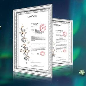 Image 5 - Kingxbar embelezado cristais caso para iphone 11/pro/max luxo coração strass diamante banhado a disco claro caso capa