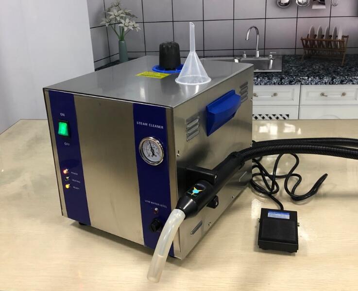 2L Sieraden Stoomreiniger Reinigingsmachine Wassen Geld Munten Sieraden pedicure Nail art gereedschap reiniger Sieraden Maken Gereedschap