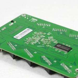 Image 5 - شحن مجاني كولورليت 5A 75B متزامن استقبال بطاقة 8xHub75E مسح 1/32 كامل اللون شاشة عرض فيديو ليد تحكم