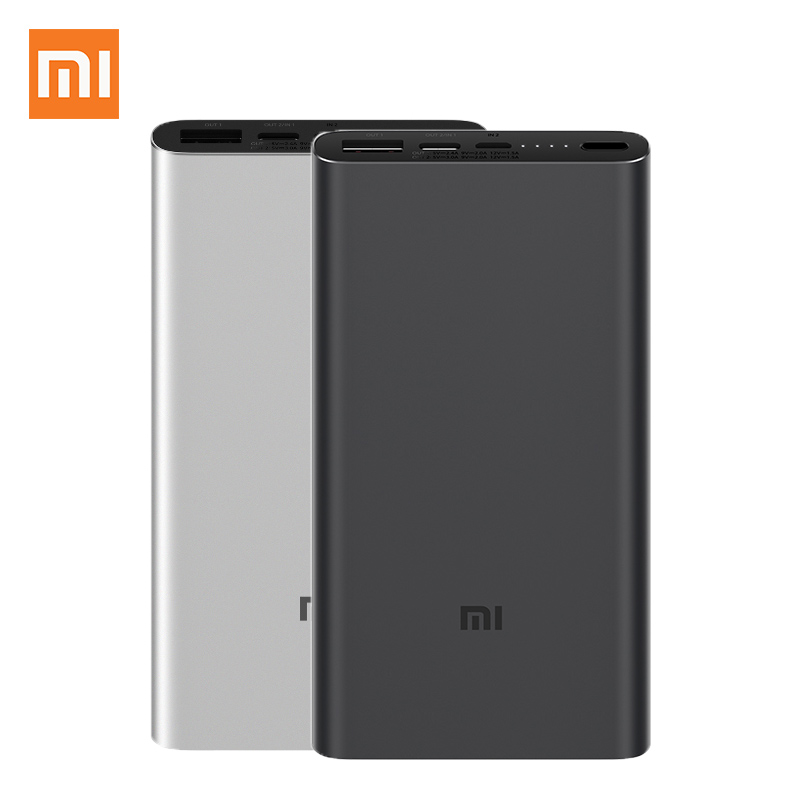 <font><b>Xiaomi</b></font> <font><b>Wireless</b></font> <font><b>Power</b></font> <font><b>Bank</b></font> <font><b>10000mAh</b></font> PLM12ZM USB Type C Fast Charging <font><b>Mi</b></font> Portable Charger Ready-to-Go Fully Charge for Iphone image