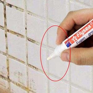 Image 5 - 1 adet karo boşluk onarım kalem su geçirmez mutfak anında seramik dikiş karo zemin onarım Anti kalıp güzellik inşaat araçları