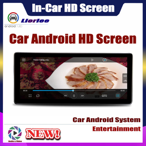 Image 5 - Android Touch Screen Car Multimedia Player For Mercedes Benz GLA Class X156 2016~2019 Stereo Display Navigation GPS