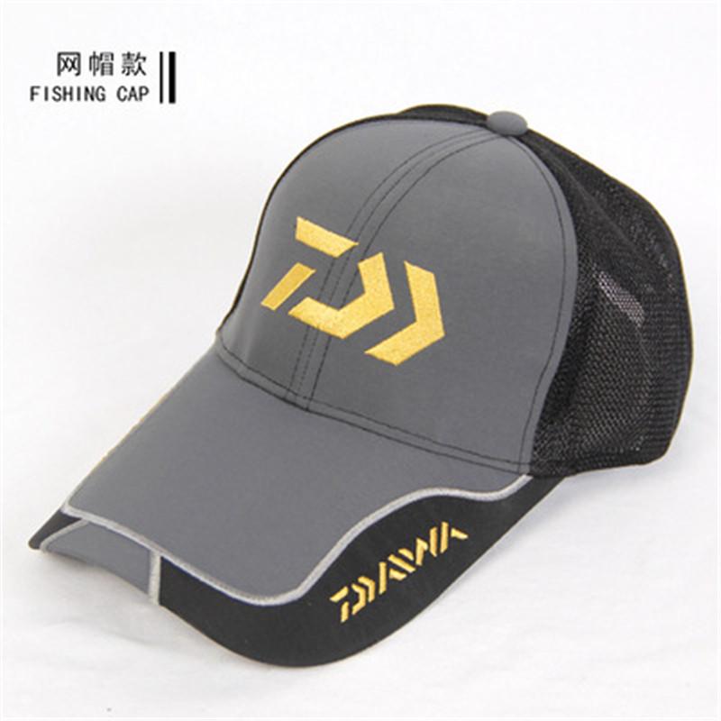 daiwa fishing caps