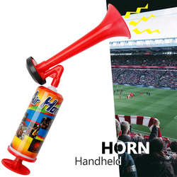 4pcs AIR HORN PUMP ACTION Fog Hand Held Football Festival Loud Events