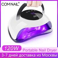 Lámpara LED UV para uñas con 36 Uds. LED para Gel de manicura secador de uñas de secado rápido