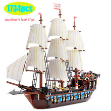 imperial flagship MOVIE Caribbean Pirate Ship pirate 22001 m