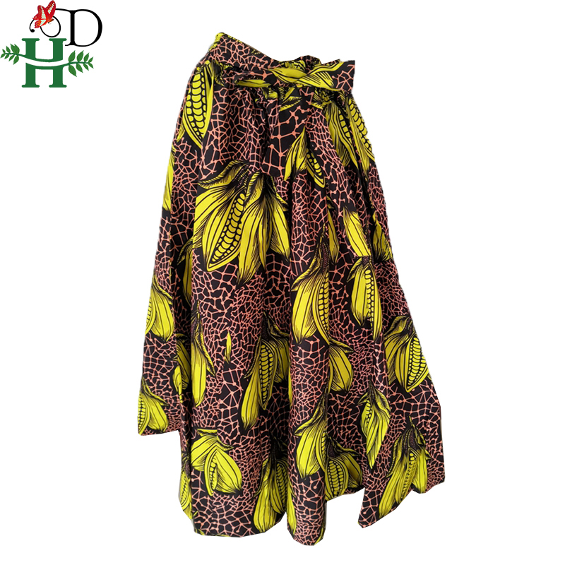 spring winter african dresses for women long skirts dashiki print bazin riche summer african clothing robe femme Plus Size
