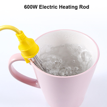 Water-Heater-600w Boiler Coffee-Immersion Electric Instant Travel Mini Portable Hot-Water