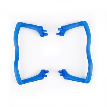 2 pcs Blue/Red Tripod Landing Gear Landing Skid Set for Syma X5C Quadcopter image