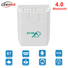 Original Viecar Car Code Reader ELM327 OBD2 OBDII Scanner Auto Diagnostic Tools Wireless Bluetooth 4.0 For iOS Android Windows