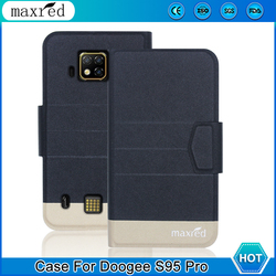 На Алиэкспресс купить чехол для смартфона original!doogee s95 pro case 5 colors high quality flip ultra-thin luxury leather protective case for doogee s95 pro cover