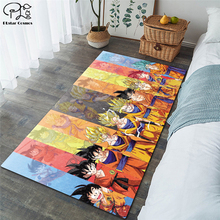 Dragon Ball Saiyan carpet kids room soccer rug field parlor bedroom living room floor mats children large rugs home mat 01 big real wool carpet fur sofa cushion window pad whoel sheepskin living room carpet floor mats home decor bedside bed top rugs