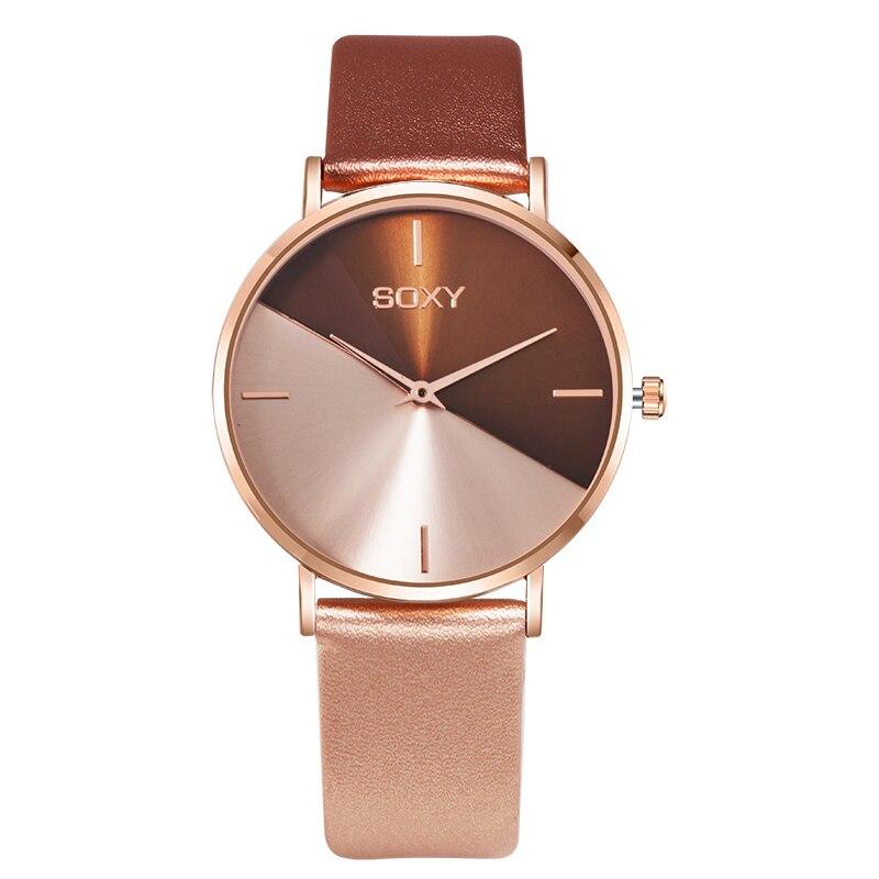 Women's watch Bayan Kol Saati Leather Fashion Women Watches reloj mujer feminine relogio zegarek damski new ladies relojes para