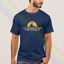 2020 mais novo la-sportiva impressão clássico camisa de manga curta masculina verão popular camisetas camisa unisex