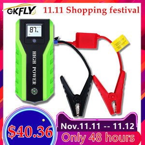 Image 1 - GKFLY Multi Function 20000mAh 12V Starting Device 1000A Car Jump Starter Power Bank Car Charger For Car Battery Booster Buster