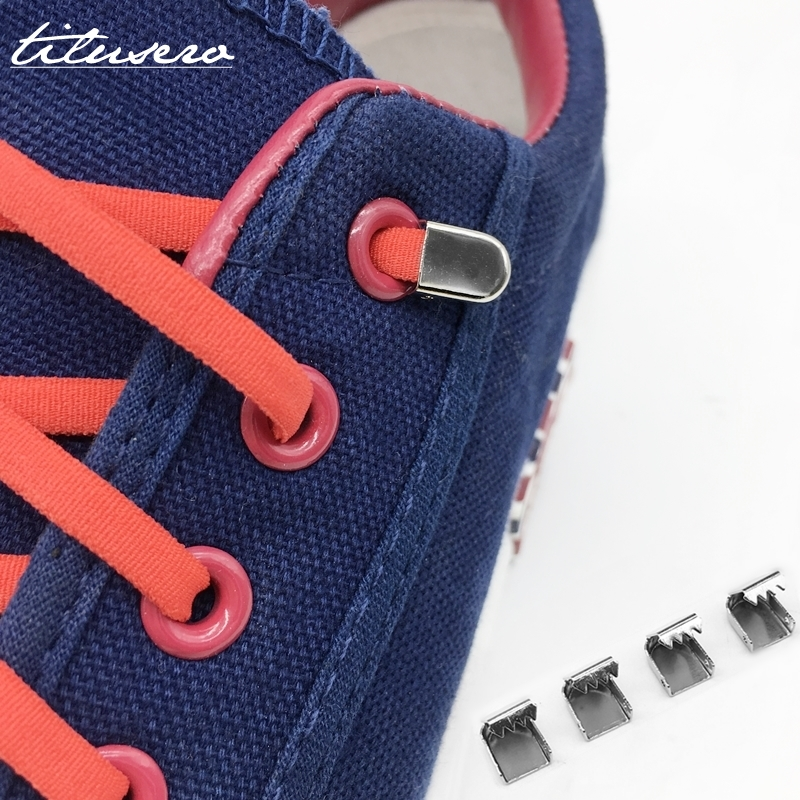 New Technology No Tie Lacing System Shoe Buckle Clips Shoe Accessories F100