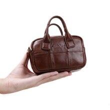 Leyenda zapatero Pequeño Bolso de Las Mujeres Bolsos Femeninos de Cuero Genuino de Embrague Diseñador Mini Shoulder Bag Lady Kawaii Bolsas de Asa Superior
