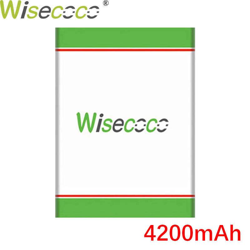 Wisecoco BL219 BL-219 4200 MAh Baterai UNTUK LENOVO A880 A889 A890E A768T A916 S810T S856 A850 + Baterai Ponsel dengan kode Pelacakan