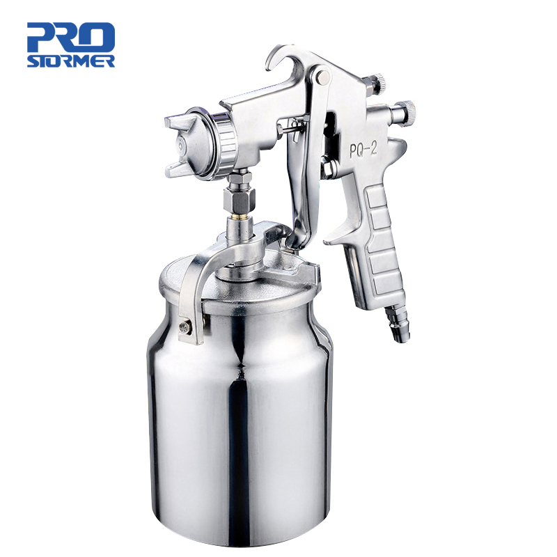 PROTORMER Magic Spray Gun Sprayer Air Brush Alloy Painting Paint Tool  Pneumatic Furniture For Painting Car Pistola De Pintura