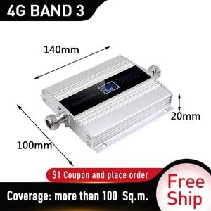 Image 4 - 4G LTE CDMA 1800 MHz โทรศัพท์มือถือสัญญาณ Booster Repeater DCS 1800 MHz โทรศัพท์มือถือ Cellular GSM 1800 โทรศัพท์มือถือโทรศัพท์รัสเซีย