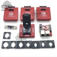 E MATE X 13 in 1 Emate pro box V3 Version  E Socket 13 in 1 No welding BGA169E BGA162 BGA221 for EASY JTAG riff  medusa ufi box|e-socket| |  -