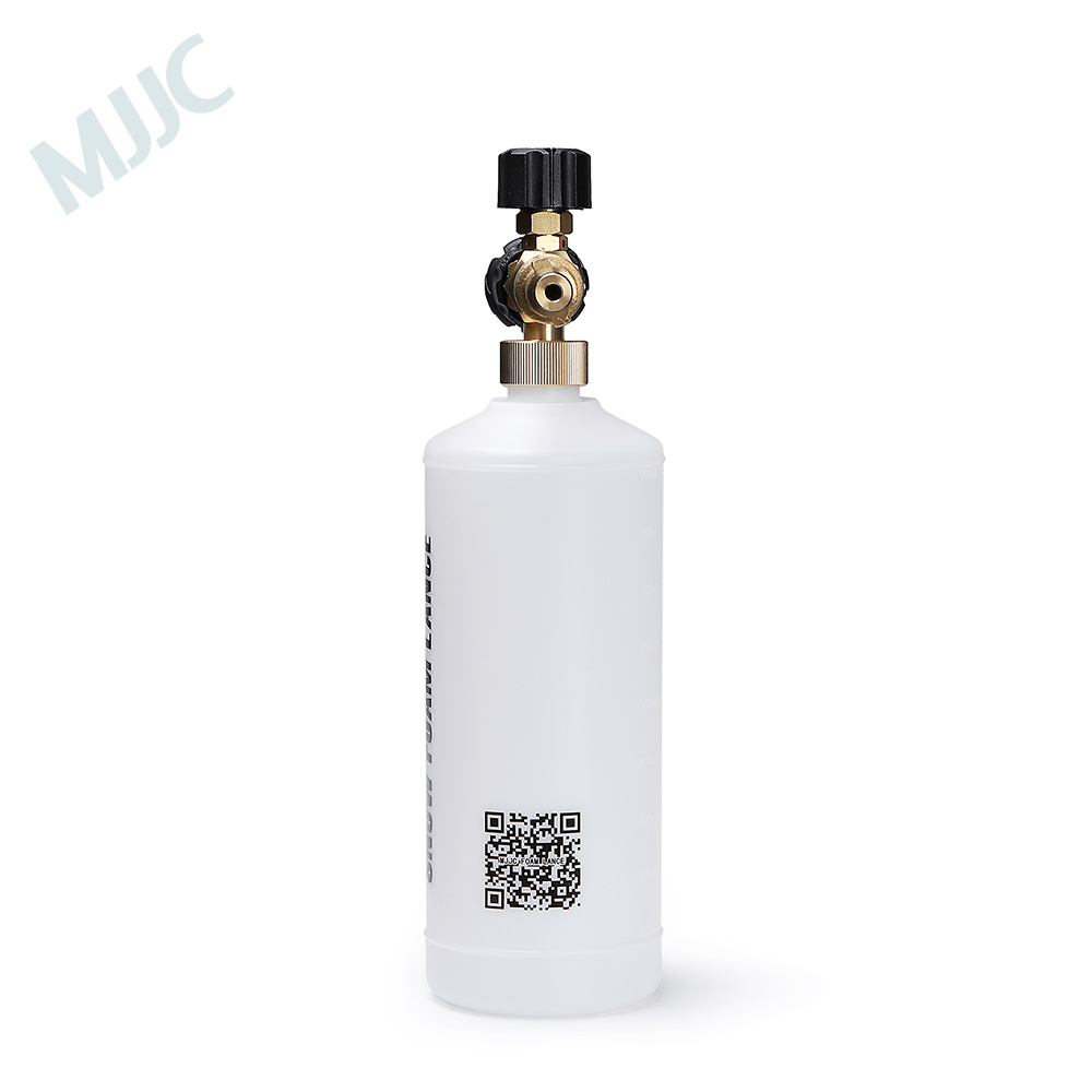 MJJC Brand With High Quality Foam Lance With Adapter And Connection Tube, Please Select The Correct Adapter