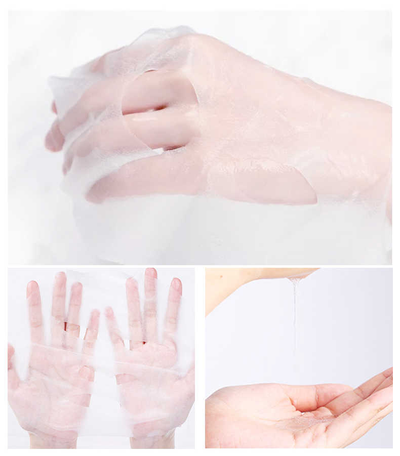 1PC 保湿フェイスマスクヒアルロン酸シルク持続深さ補充スキンケアマスク男性女性 TSLM1