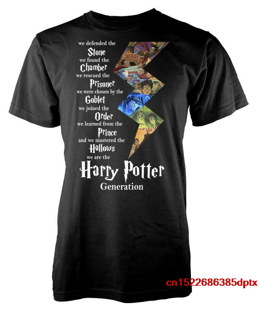 Generation Goblet Chamber Adult T Shirt Harry Man's T-shirt