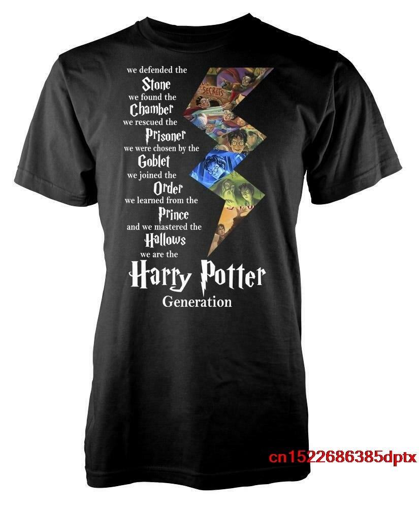 Generation Goblet Chamber Adult T Shirt Harry Man's T-shirt
