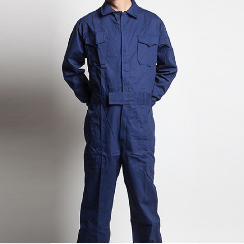 Dust Proof Workwear Overalls Men Women Long Sleeves Work Uniform Coveralls Car Beauty Workshop Working Suit Mechanical Clothing