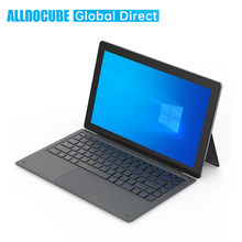 ALLDOCUBE – tablette 2 en 1 de 13.3 pouces Knot X, avec Windows 10, processeur Intel GeminiLake N4100, 8 go de RAM, 2560 go de ROM, 1440X128 IPS, type-c Knot