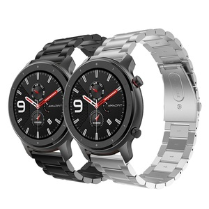 Image 5 - Global Version Amazfit GTR 47mm Smart Watch Huami 5ATM Waterproof Smartwatch 24 Days Battery GPS Music Control For Android IOS