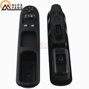 Image 2 - Electric Master Control Power lifter Window Switch 6554.QC For Peugeot 207 Citroen C3 Picasso 2007 2014