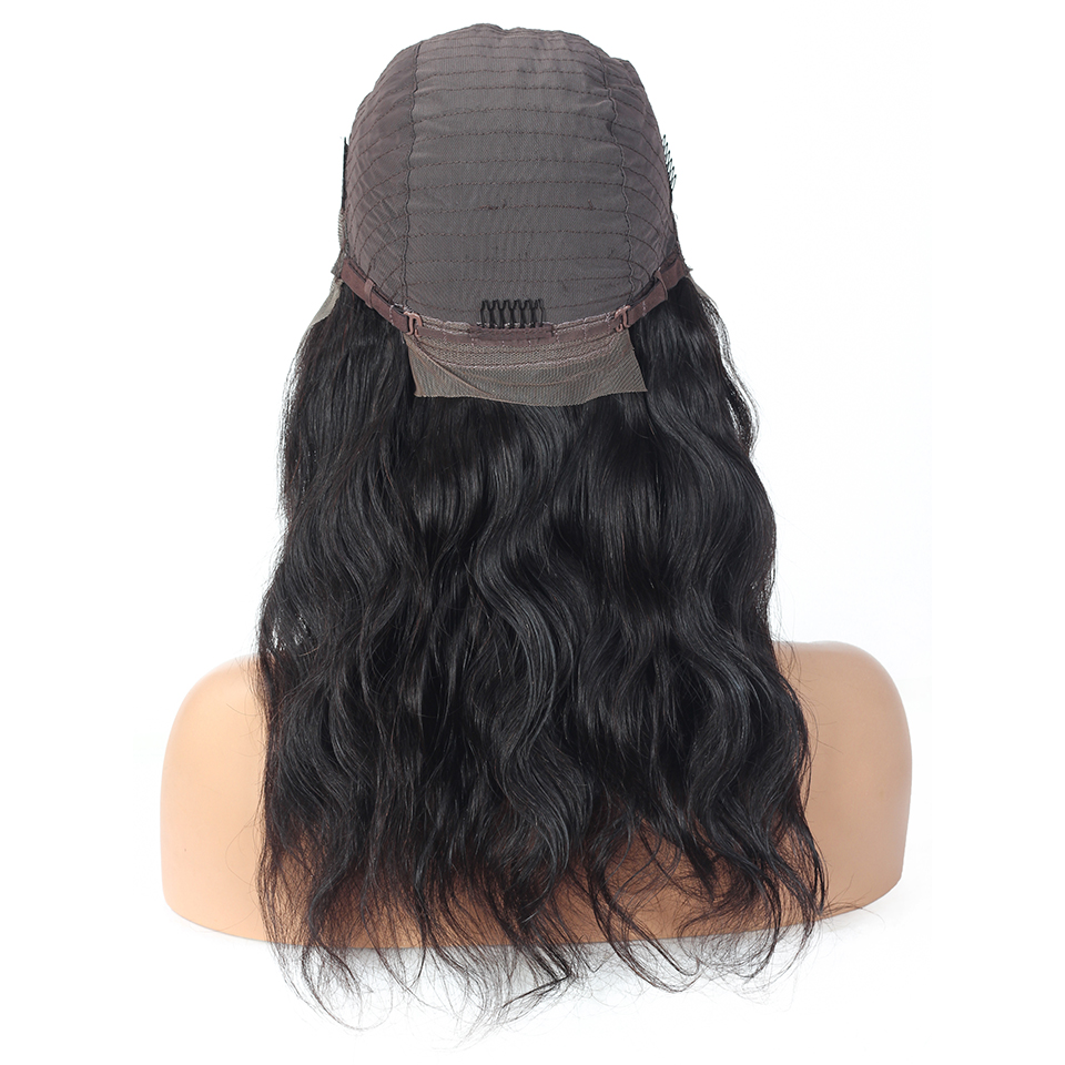 Body Wave Lace Front Wig Natural Hairline Body Wave  Wigs13*4   Pre-plucked Lace Front  Wigs 4