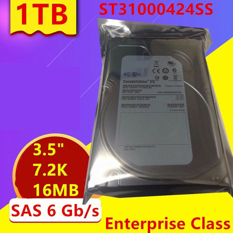 Nuevo disco duro para Seagate/Dell Brand 1TB 3,5