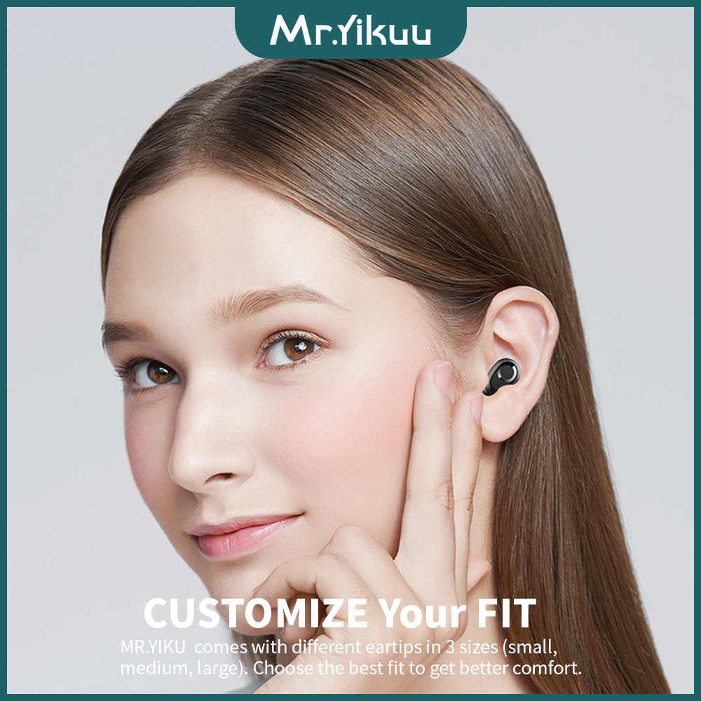 2020 écouteurs casque sans fil TWS Q12 5.0 Bluetooth écouteurs LED affichage téléphone tactile contrôle Sport écouteurs avec micro