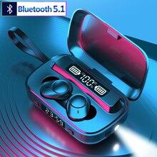 A13 TWS Smart Touch True Wireless Bluetooth 5.1 Headphones In The Ear Stereo Spo
