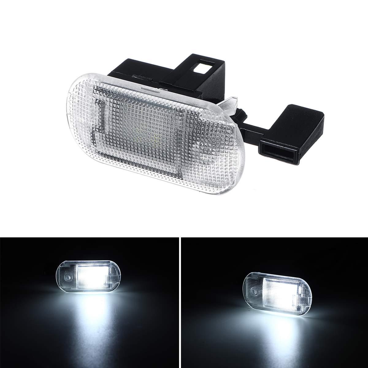 СВЕТОДИОДНЫЙ Автомобильный подсветки перчаточного ящика светильник отсек для хранения светильник для VW Golf Mk4 камера Bora Touran Toua-reg Caddy Skoda Fabia ...