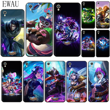 EWAU Mobile Legends Silicone phone case for OPPO A1K A5 A9 R